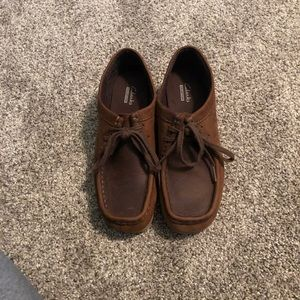 Women's Clark wallabees